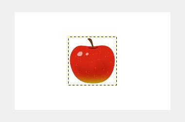 りんごのレイヤー