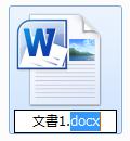 docx形式